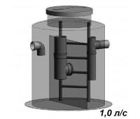 Жироуловитель вертикальный 1 л/с