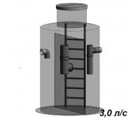 Жироуловитель вертикальный 3 л/с