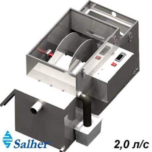 Жироуловитель автоматический CG-AUT-2.0, Salher