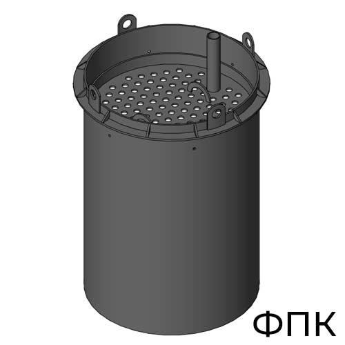 Фильтр-патрон 920х1200 комбинированный (ФПК)