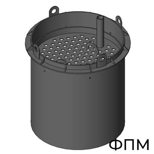 Фильтр-патрон 920х900 механический (ФПМ)