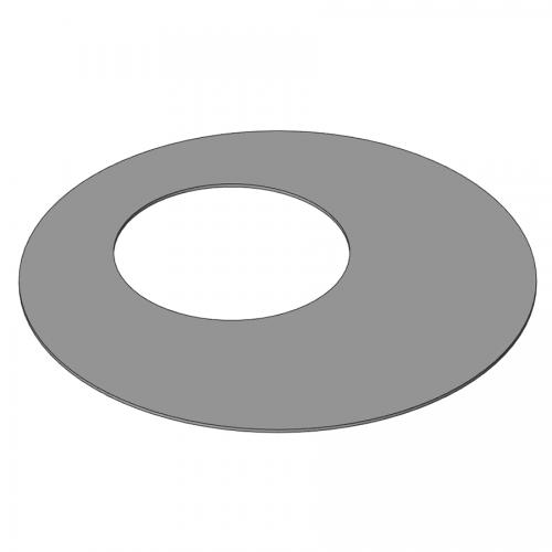 Кольцо опорное для ФП580х900 в D1000 колодец со смещением