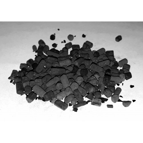 МАУ-3ПТ, активированный уголь